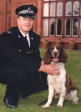 Colin Pateman - Police Dog Unit